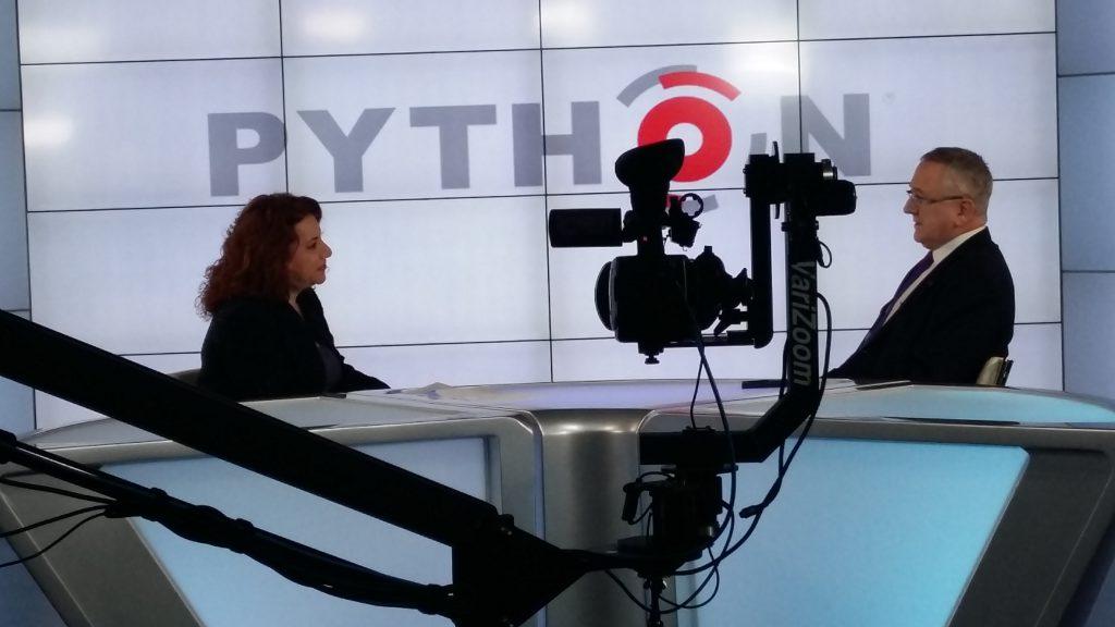 Python Sécurité S.A